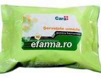 Servetele Umede pentru Hemoroizi Cara
