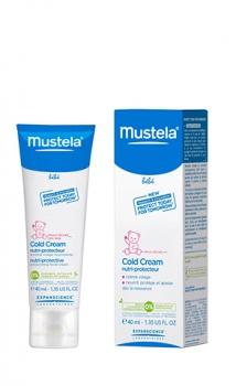 Mustela Cold Cream Fata x40 ml
