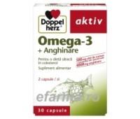 Omega 3 cu Anghinare