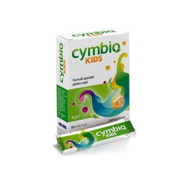 Cymbio Kids x 10 plicuri, Sanience