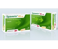 Spaverin 40 mg x 20 capsule, Antibiotice