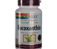 Fucoxanthin x 30 cps,Secom
