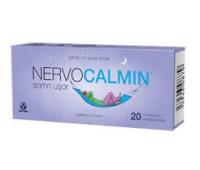 Nervocalmin Somn usor x 20 cpr, Biofarm