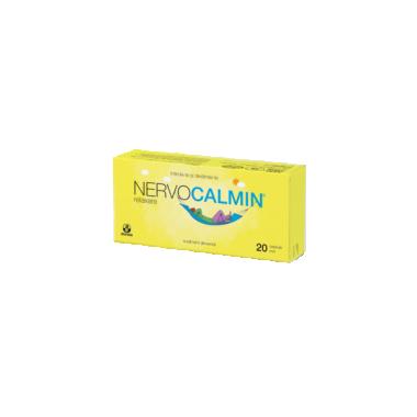 Nervocalmin Relaxare x 20 cpr, Biofarm