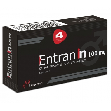 Entranin 100 mg x 4 cpr masticabile, Labormed