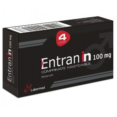 Entranin 100 mg x 4 cpr masticabile, Labormed