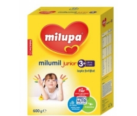 Milupa Milumil jr 3+ x 600gr