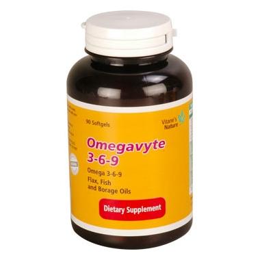 Omegavyte 3-6-9 x 90 capsule, Vitane