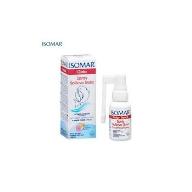 ISOMAR pentru gat x 20 ml, Euritalia