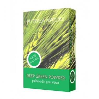 Grau Verde Pulbere Organica x 150gr