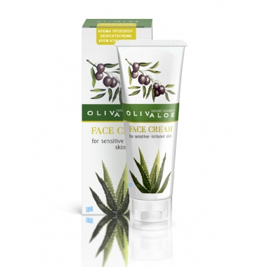 OlivAloe Crema de fata ten sensibil x 50 ml