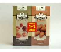 Ulei Argan x100 ml + Ulei migdale x 100 ml