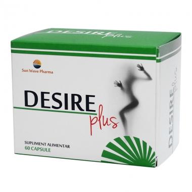 Desire Plus x 60 cps, Sun Wave