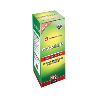 Carminex sirop x 120 ml, Sprint Pharma