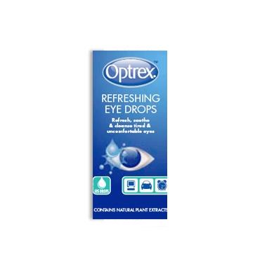 Optrex Picaturi Revitalizante Ochi obositi x10 ml