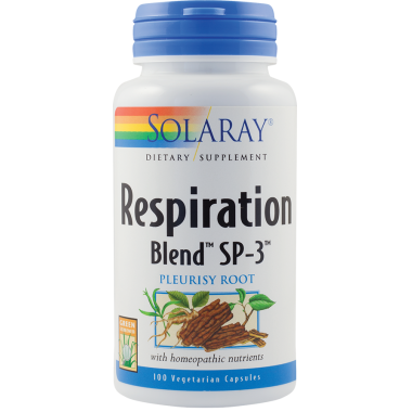 Secom Respiration Blend x 100 cpr