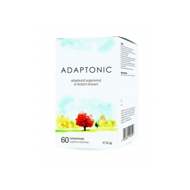 Adaptonic 31.2 gr x 60 cps , Alevia