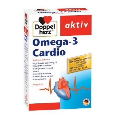 Omega 3 Cardio x 60 cpr