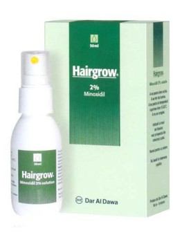 HairGrow Minoxidil 2%