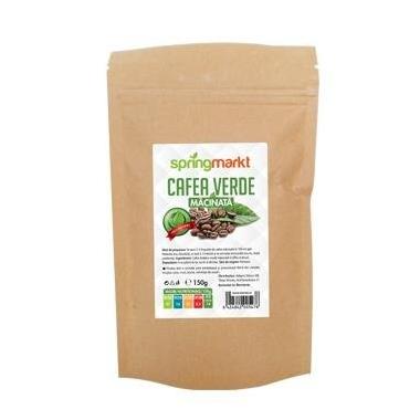 Cafea verde macinata 150g