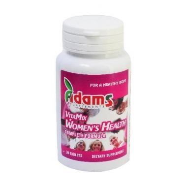 Complex VITAMIX femei 30cpr (multivitamin)