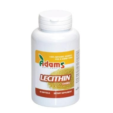 Lecitina 1200mg 60cps