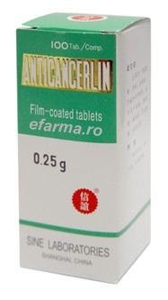 Anticancerlin 100 tb
