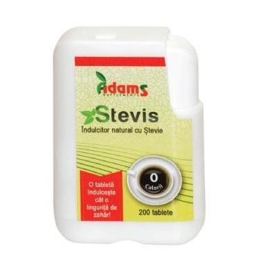 Stevis (indulcitor cu stevie) 200cpr