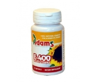 Vitamina E naturala 400mg 30cps
