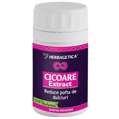 Cicoare extract 60 cps