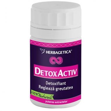 Detox activ 60 cps