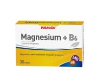 Magneziu +B6 30cps