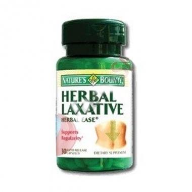 Herbal laxativ 30cpr
