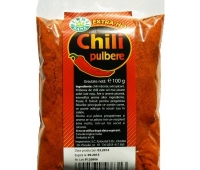 Chili pudra extra hot 100g