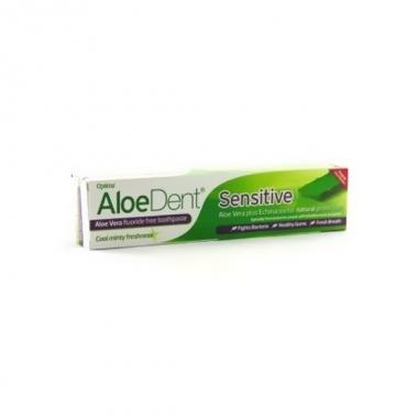 Pasta de dinti Sensitive aloe vera+echinaceea 100ml
