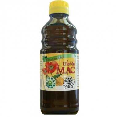 Ulei mac 250ml
