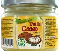 Unt de cacao nerafinat crud 200g