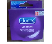 Durex Emotions 3 buc