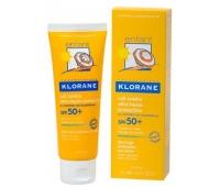 Klorane Bebe crema protectie 75ml