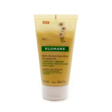 Klorane balsam crema iluminatoare musetel 150ml