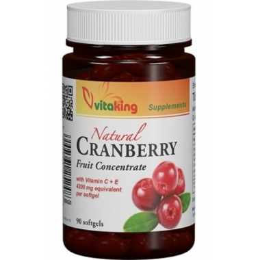 Extract de merisor (afine) vitamina C si E 90cps