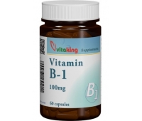 Vitamina B1 100mg 60cpr