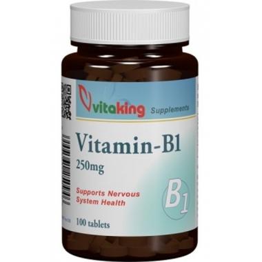 Vitamina B1 250mg 100cpr