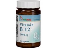 Vitamina B12 500mcg 100cpr