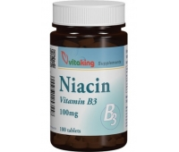 Vitamina B3 (Niacina) 100mg 100cpr