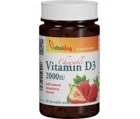 Vitamina D2000 90cps