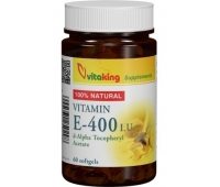 Vitamina E 400IU 60cps