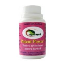 tratament cu potent power