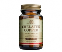Chelated Copper tabs 100s