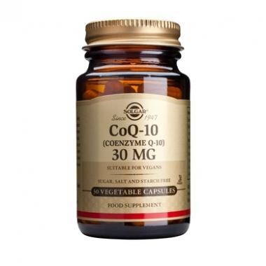 Coenzyme Q-10 30mg veg. caps 30s